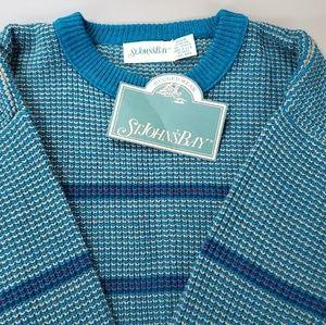 St. John's Bay 🖤 Rugged Sweater